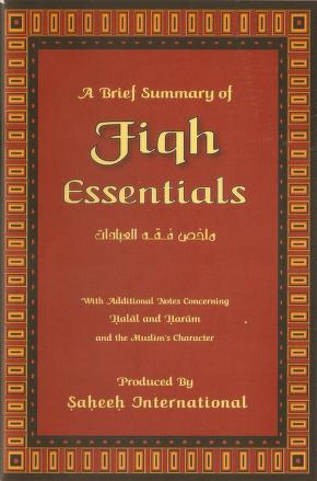 Download a brief summary of f i q h essentials pdf book