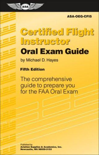 Download Certified Flight Instructor Oral Exam Guide