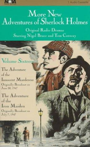 Download More New Adventures of Sherlock Holmes – Volume 16