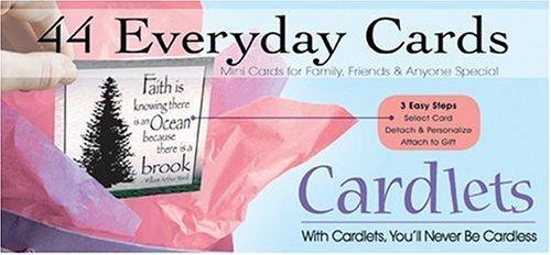Cardlets