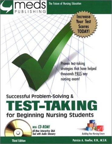 Download Successful Problem Solving and Test Taking for Beginning Nursing Students