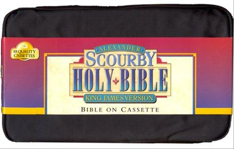 Scourby KJV Cassette – Complete Bible