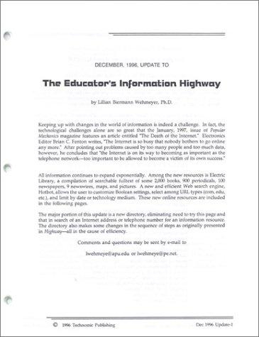Download The Educator's Information Highway