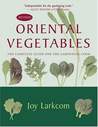 Download Oriental Vegetables
