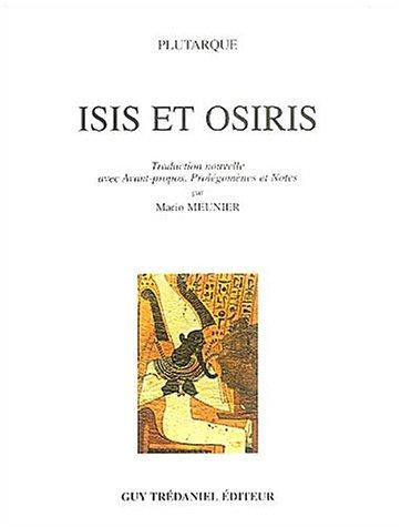 Isis et Osiris by Plutarch