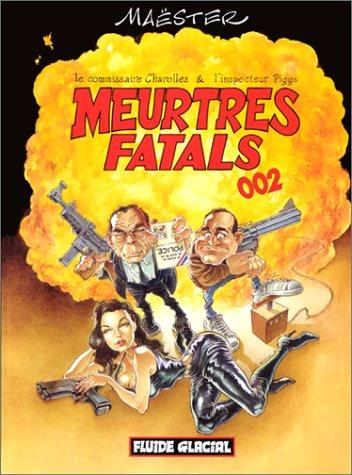 Image for Meurtres fatals, tome 2 (French Edition)