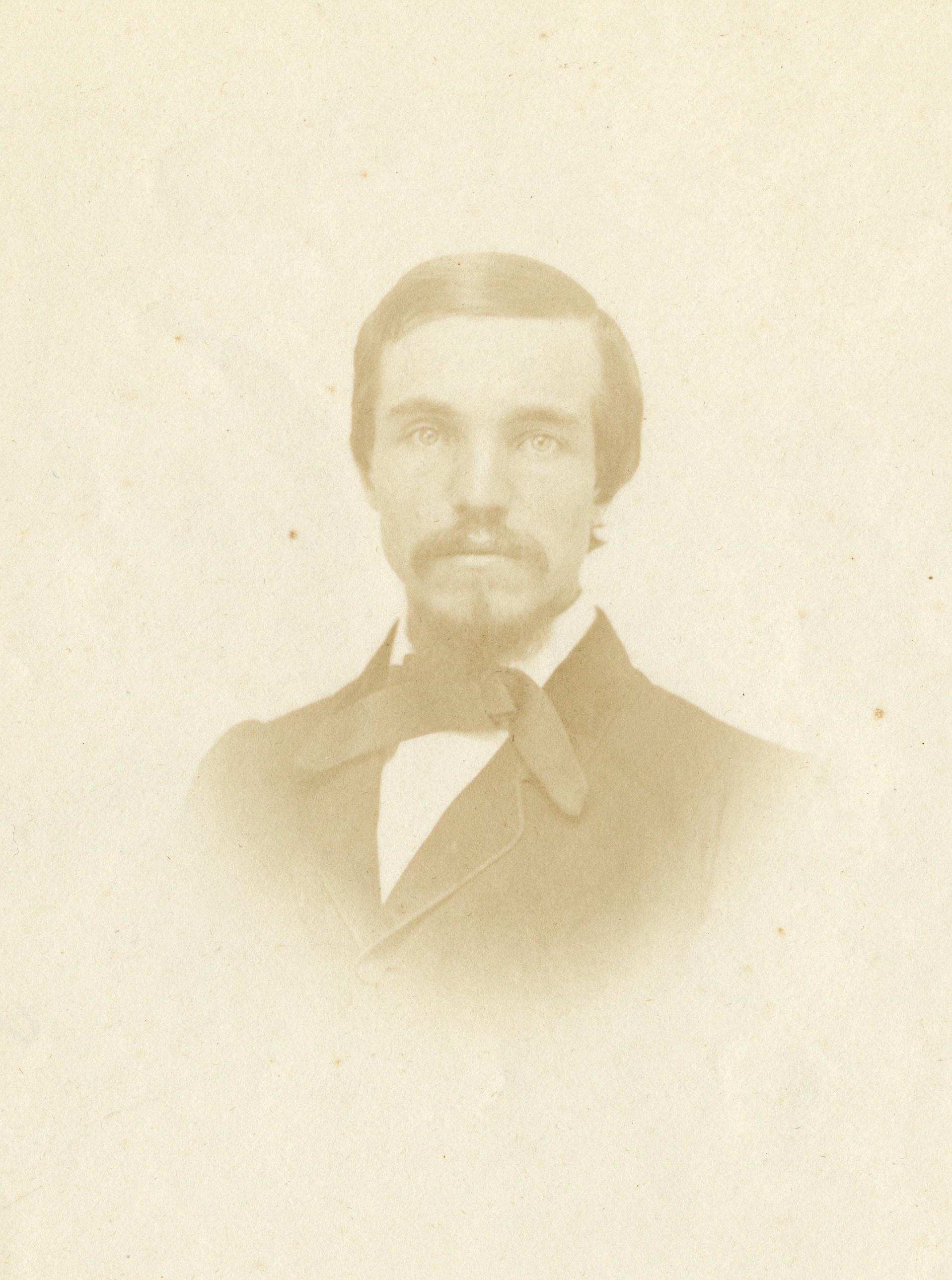Brainerd Kellogg (Class of 1858) portrait [1]