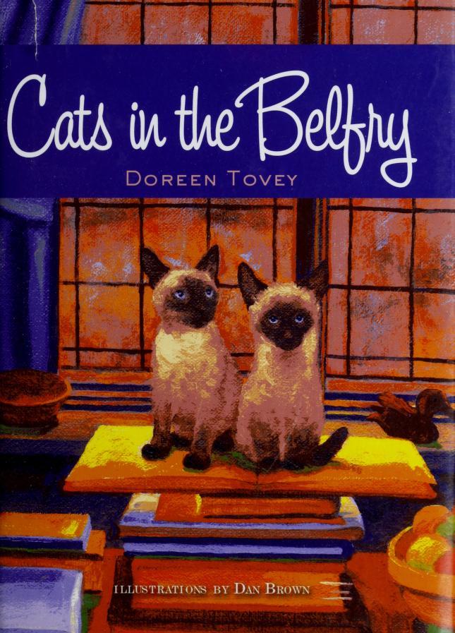 Cats in the belfry by Jean Little