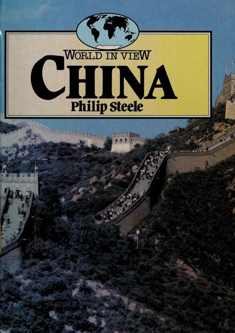 China by Steele, Philip