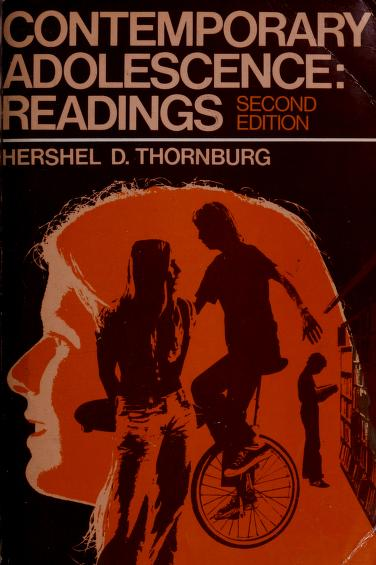 Contemporary adolescence by Hershel D. Thornburg