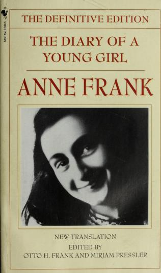 Cover of: The diary of a young girl by Anne Frank
