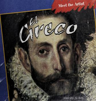 Cover of: El Greco | Melody S. Mis