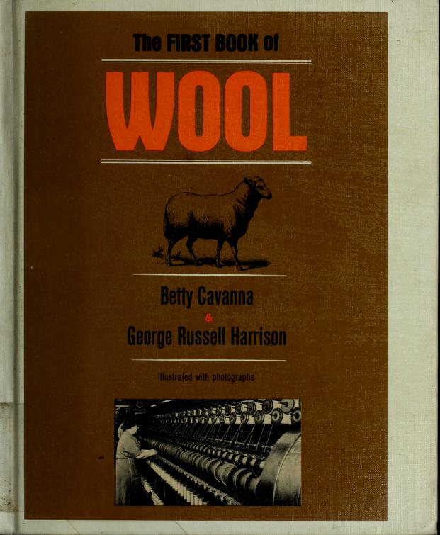 The first book of wool by Betty Cavanna