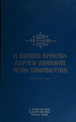 Cover of: Graded Spanish Review | Courtney F. Tarr