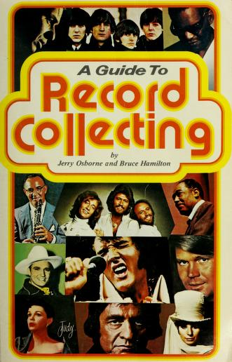 Cover of: A guide to record collecting | Jerry Osborne