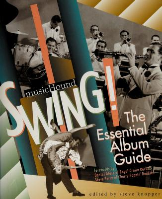 Cover of: MusicHound swing! | edited by Steve Knopper.
