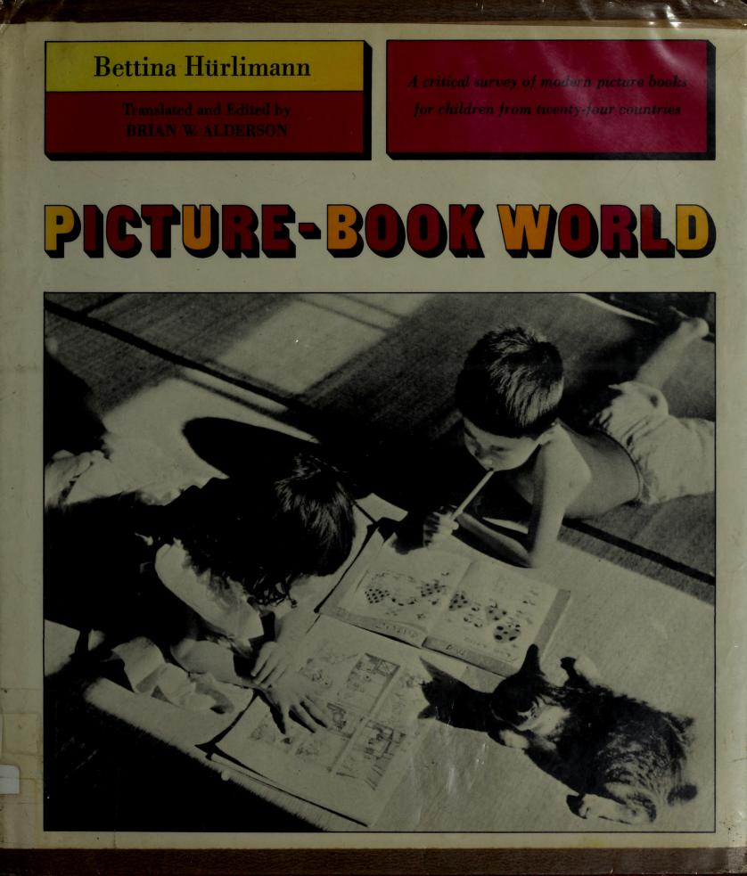 Picture-book world. by Bettina Hürlimann