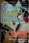 Cover of: Recording your family history