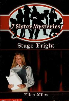 Cover of: Stage fright | Ellen Miles