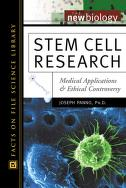 Cover of: Stem cell research: medical applications and ethical controversies