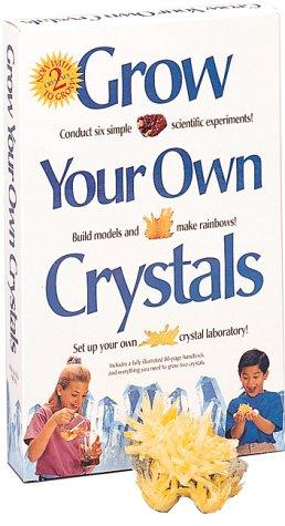 Grow Your Own Crystals by Marlene M. Robinson