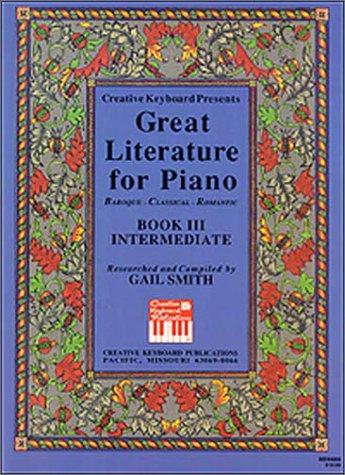 Great Literature for the Piano