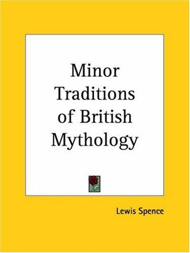 Minor Traditions of British Mythology