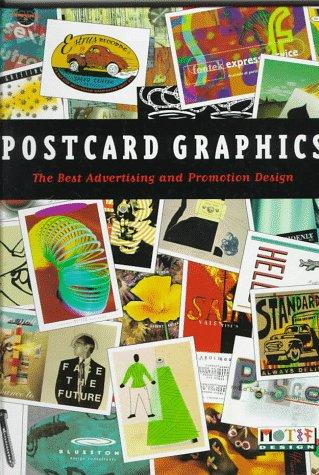 Image 0 of Postcard Graphics: The Best Advertising and Promotion Design (Motif Design)