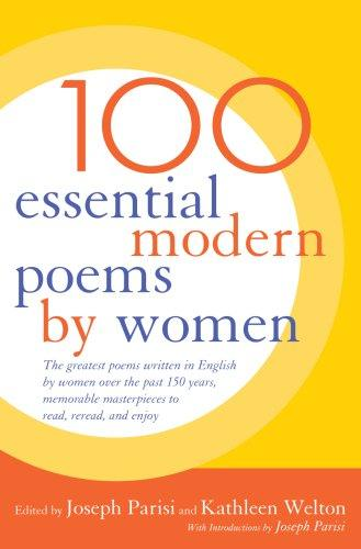 100 Essential Modern Poems by Women by